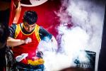 Qi Yongkai set junior world record on his way to men´s up to 59kg gold at Kitakyushu 2018