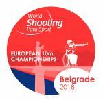 Belgrade 2018 World Shooting Para Sport European 10m Championships