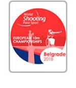 Belgrade 2018 World Shooting Para Sport European 10m Championships