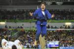 female judoka Lenia Ruvalcaba