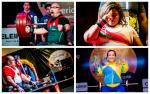 Amalia Perez, Jhon Castaneda, Juan Carlos Garrido and Mariana D´Andrea nominated