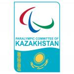 National Paralympic Committee of Kazakhstan emblem