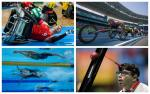 Para athletes competing in swimming, wheelchair rugby, athletics and boccia