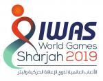 Sharjah 2019 IWAS World Games logo