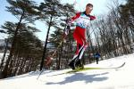 male Para Nordic skier Mark Arendz