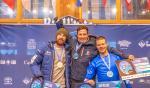 male Para snowboarder Maxime Montaggioni