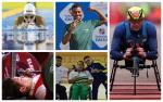 Five athletes shortlisted for April's Americas Athlete of the Month