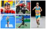 Five athletes shortlisted for April's Allianz Athlete of the Month