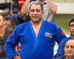 male judoka Ilham Zakiyev