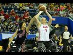 Canada v Japan | 2014 IWBF Wheelchair Basketball World Championships - Paralympic Sport TV