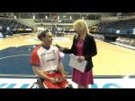 INTERVIEW Mariska Beijer (Netherlands) | 2014 IWBF Women's World Wheelchair Basketball Championships - Paralympic Sport TV