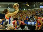 Netherlands v Peru, France v Mexico | 2014 IWBF Women's World Wheelchair Basketball Championships