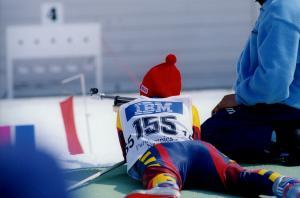 Nagano 1998 Biathlon
