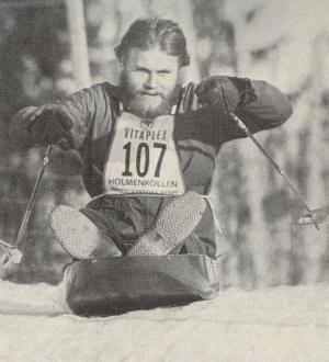 Geilo 1980 Athlete