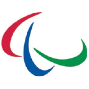 Paralympic Symbol - Agitos
