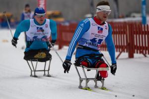 Russia's Roman Petushkov takes lead over teammate Irek Zaripov