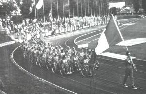 Paralympics history, paralympics opening ceremony