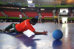 Agitos Foundation - Goalball
