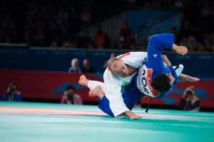Judo at the London 2012 Paralympic Games