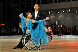 Wheelchair Dance Sport Rules and Regulations