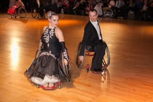 Further details about how athletes are classified in IPC Wheelchair Dance Sport