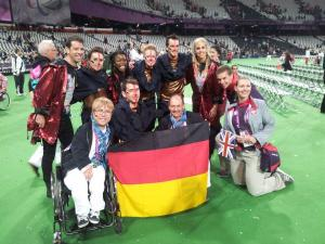 Leo Rupp German team
