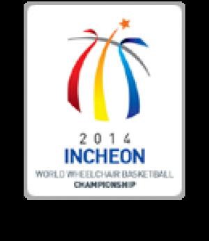 2014 Incheon World Wheelchair Basketball Championships icon