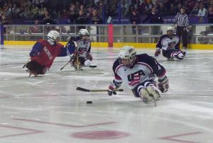 Salt Lake Ice Sledge Hockey
