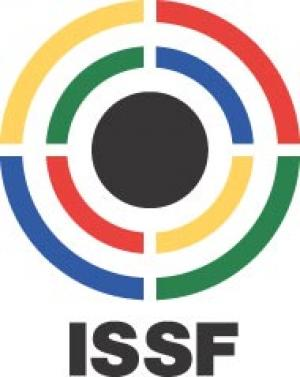 Logo of the International Shooting Sport Federation