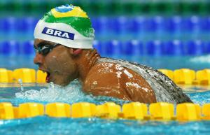 Daniel Dias competing