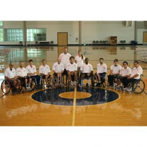 USA  - Paralympic Athlete of the Month September 2010