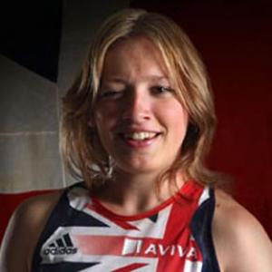 Katrina Hart - Paralympic Athlete of the Month October 2010