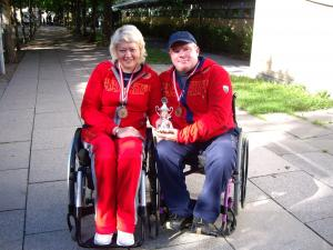 Oksana Slesarenko  - Paralympic Athlete of the Month February 2012