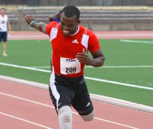 Blake Leeper - Paralympic Athlete of the Month August 2012