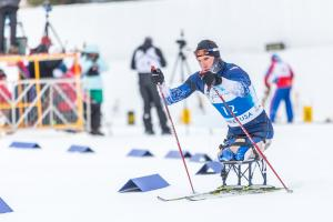 Andrew Soule - Paralympic Athlete of the Month January 2015