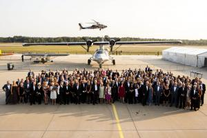 IPC/Agitos Foundation Flight Dinner
