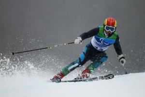 Jon Santacana Maiztegui - Paralympic Athlete of the Month January 2011
