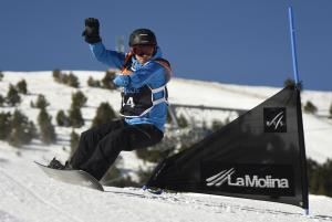 IPC Snowboard sports pic