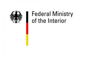 Logo of the German Ministry of the Interior