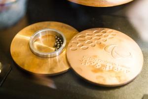 Medals at Museu Cidade Olímpica e Paralímpica