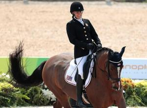 Equestrian sports icon - Rio 2016