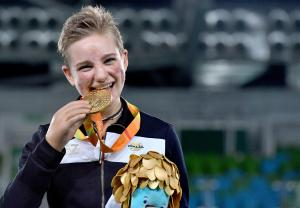 Beatrice Vio - Paralympic Athlete of the Month May 2013