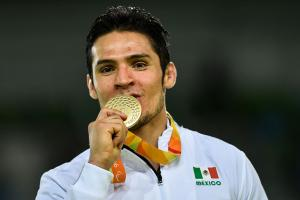 Eduardo Avila Sanchez - Paralympic Athlete of the Month September 2014