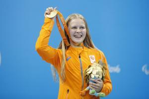Liesette Bruinsma- Paralympic Athlete