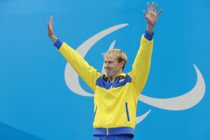Maksym Veraksa- Paralympic Athlete