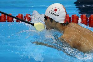 Keiichi Kimura- Paralympic Athlete