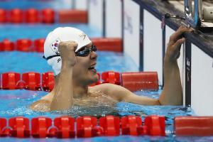 Giseong Jo- Paralympic Athlete
