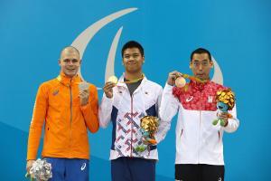InKook Lee- Paralympic Athlete
