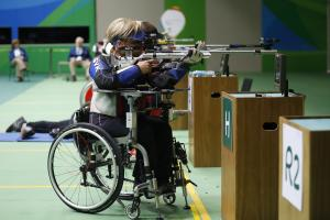 Veronika Vadovicova - Paralympic Athlete of the Month February 2017