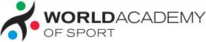 World Academy of Sport - logo
